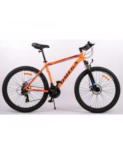 "Bicicleta 27.5"" Rowan portocaliu-negru"