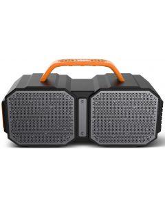 Boxa portabila Blaupunkt BT50BB, Bluetooth, FM, Mp3, microSD, Aux, 2x15W, Waterproof, Negru