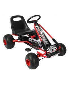 Cart cu pedale, Carrefour