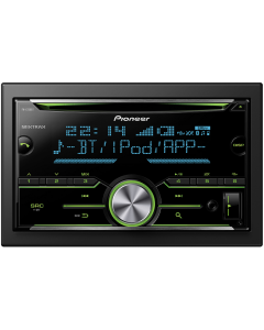Player auto FH-X730BT Pioneer, 4x50W, USB, AUX, RCA, Control iPhone, Android, Bluethooth
