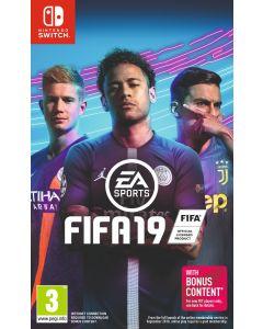 Joc FIFA 19 - Nintendo Switch