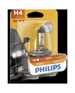 Bec h4 premium 12v 60/55w Philips