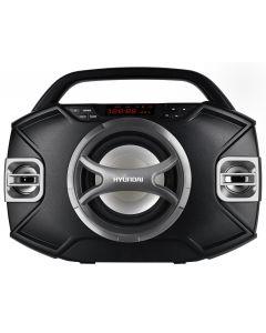 Boxa portabila HY BX-25 Hyundai, 25W, Bluetooth, Radio FM, USB, Aux, Negru