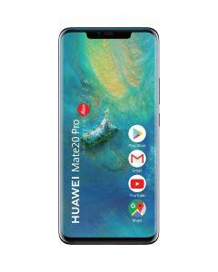 Telefon mobil Huawei Mate 20 Pro, Dual SIM, 128GB, 6GB RAM, 4G, Midnight Blue