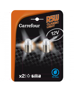 Bec h7 12v 55w x12 Carrefour