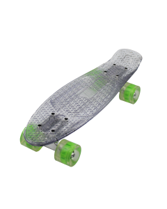 Skateboard cu led 22 inch