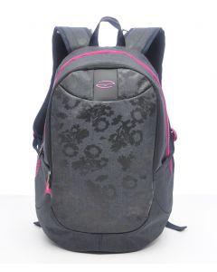 Rucsac Teenage Girl 45 cm, gri-roz