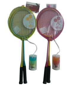 Set badminton 2 jucatori, Carrefour