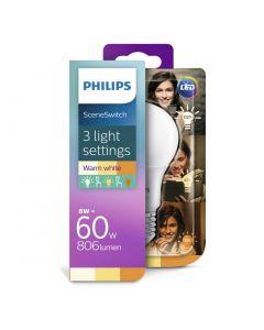 Bec Philips Led A60SSW 60W E27 M 2700K