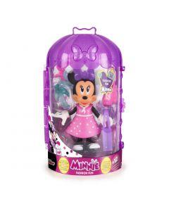 Papusa Minnie cu accesorii Fashion