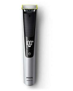 One Blade PRQP6520/20 Philips, Lavabil, Autonomie: 90 min., Timp de incarcare: 1 ora, 14 ghidaje de taiere, Negru