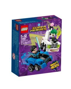 LEGO® Super Heroes Mighty Micros: Nightwing™ contra The Joker™