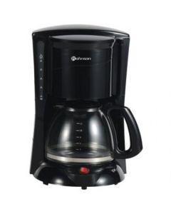 Cafetiera R919 Rohnson, 12 Cesti capacitate, 800 W Putere, Sistem anti-picurare, Oprire automata