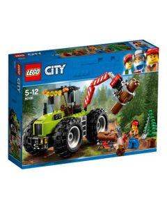 LEGO® City Great Vehicles Tractor de padure