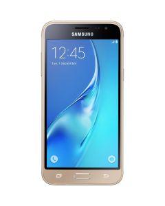 """Telefon mobil J3 (2016) Samsung, 8 GB, 8 megapixeli, 5"""", Auriu"""