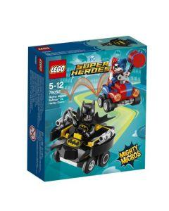 LEGO® Super Heroes Mighty Micros: Batman™ contra Harley Quinn™