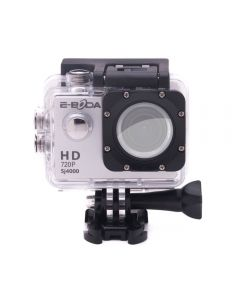 Camera video sport E-BODA SJ 4000, HD 720P, rezistenta la apa