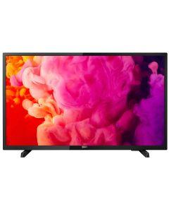 Televizor LED 32PHT4503/12 Philips, Clasa A+, 81 cm, HD, Negru
