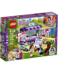 Standul de arta al Emmei, LEGO Friends