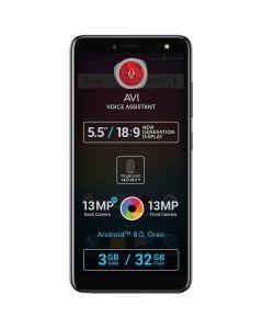 Telefon mobil Allview V3 Viper, Dual SIM, 32GB, 4G, Black