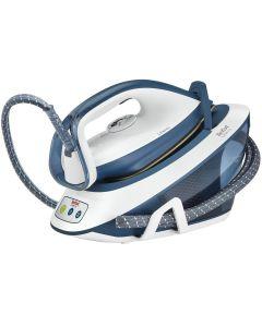 Statie de calcat fara boiler SV7030 Tefal, 5.5 bari, 310 g/min, Alb/Albastru