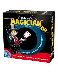 Set Micul Magician 50 de trucuri, D-toys