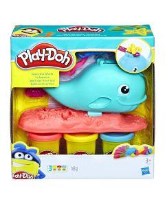 """Set Play-Doh """"Balena Wavy"""""""