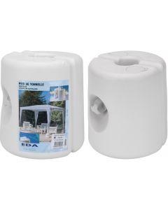 Suport plastic pentru pavilion