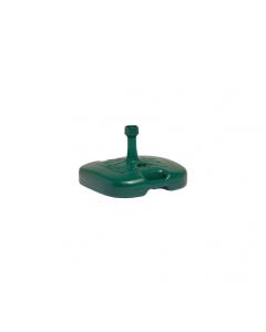 Suport umbrela, 45x45 cm, verde