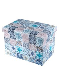 Taburet Design 48x32 cm, Tiles