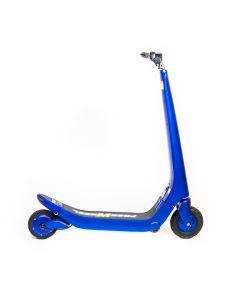 Trotineta electrica Rider Trends Freewheel, albastra