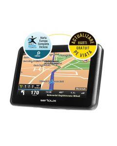 "Sistem de navigatie Urban Pilot UPQ430 Serioux, diagonala 4.3"", fara harta"