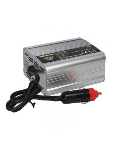 Invertor auto WHITENERGY 12/230 V, 150 W + USB