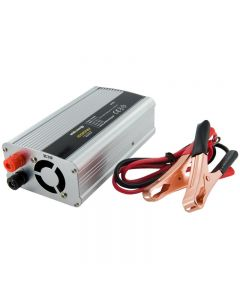 Invertor auto WHITENERGY 24/230 V, 400 W + USB