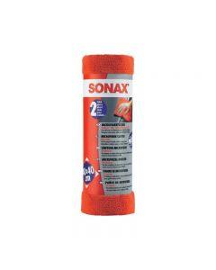 Lavete din microfibre pentru curatare exterioara Sonax, 2buc