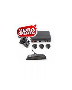 Senzor de parcare Carguard, SP002, cu Display si semnal acustic, senzori vopsibili