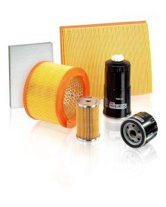 Pachet filtre revizie FORD FOCUS II limuzina 1.6 Ti 115 cai, filtre Starline