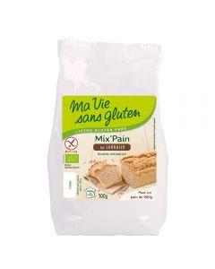 Amestec pentru paine cu hrisca garantat fara gluten 500g