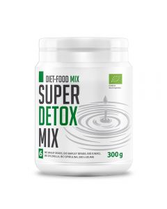 Bio Super Detox Mix pulbere bio 300g