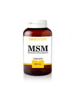 MSM - 150 tablete x 750mg - 112.5g