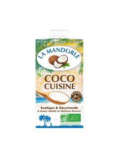 Smantana vegetala de cocos 250ml