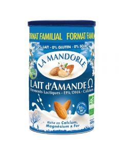 Lapte praf de migdale - Omega 3 - format familial 800g