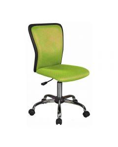 Scaun birou copii SL Q099, verde