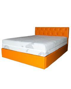 Saltea NEPTUN Memory Pocket Comfort, 7 zone de confort, Spuma HR, Husa detasabila, 180x200x30
