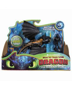 DRAGONS 3 STIRBUL SI VIKING HICCUP