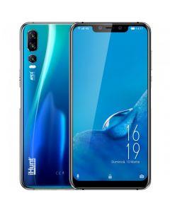 """Telefon mobil iHunt Alien X ApeX, TripleCamera 12MP, Octa-Core Helio P60, 6.18"""" Full HD+, 4000mAh, 4GB RAM, 64GB ROM, Android 8.1, 4G, DualSim, Blue"""