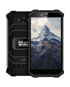 Telefon mobil iHunt S10 Tank 2019, 4G, Dual SIM, 5.0-inch HD, Quad-Core, 2GB RAM, 16GB ROM, Android 8.1, 4000mAh, Negru