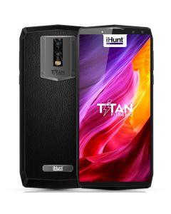 Telefon Mobil iHunt TITAN P11000 PRO, 4G, DualSIM, Octa-Core, 4GB RAM, 64GB, Dual Camera 16MP SONY, Android 8.1, 11000mAh, Negru