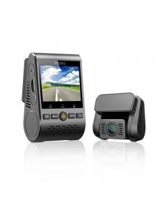 Camera Video Auto Duala VIOFO A129 DUO GPS, 2 X Sony IMX291 sensor, 1080P, WIFI, Bluetooth