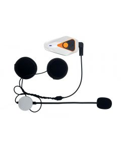 Sistem de comunicare moto Intercom WT002 Bluetooth, FM Radio, 750 mah (autonomie mare de pana la 13 ore)